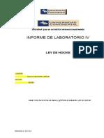 Infotrme de Laboratorio 4