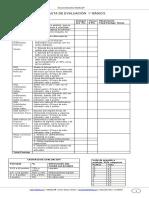 Evaluacion Sumativa Ed.fisica 1basico Semana 05 2015