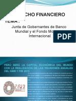 Banco Mundial y Fondo Monetario Internacional