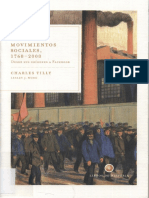 TILLY Charles Los Movimientos Sociales