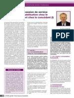 Comptabilité Des Concessions Publiques France