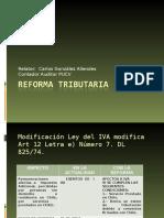 Charla Reforma Tributaria Ok 24-10-12
