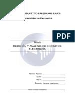 En7 Medicion y Analisis de Circuitos Eletricos