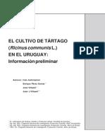 Tartago en uruguay