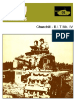 AFV Weapons Profile 01 Churchill - British Infantry Tank Mk. IV