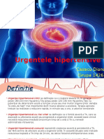 Urgentele hipertensive