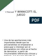 Freud y Winnicott