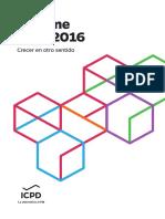Índice de Coherencia de Políticas para el Desarrollo | Informe Completo