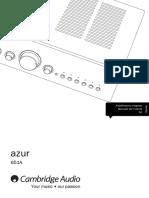 Azur 651A User Manual Italian.pdf