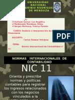 Norma Internacional de Contabilidad