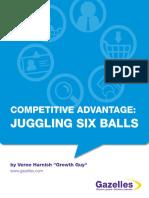 Competitive Advantage-Juggling Six Balls