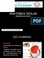 Clase 01- Globo Ocular Generalidades
