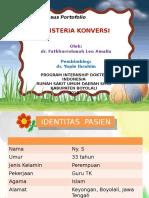 histeria konversi