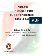 indias struggle for independence  bipan chandra   vikasmaurya
