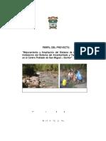 Proyecto de Un Reserborio de Agua Potable
