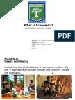 2016.03.10 class 1 - Why economics exists ACTIVITIES.pptx