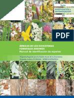 Arboles de Ecosistemas Forestales Andinos