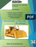 Sistemas Constitutivos de El Tractor de Oruga