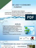 analisis fisicoquimico de aguas