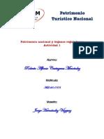 PATRIMONIOS TURISTICOS