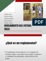 presentacion futsal