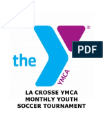 YMCA Soccer Tournament Program Plan (Class Project)