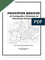 Manual de Cartografia e Sistemas de Informacao Geografica