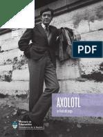 Julio Cortázar. Axolotl (Final de Juego, 1956)