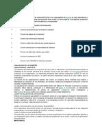 Evaluacion Del Desempeño -Documento