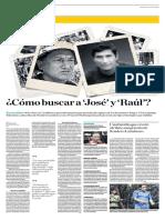¿Cómo buscar a 'José' y 'Raúl'?