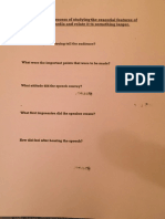 classmate speech--student examples