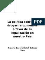 La política sobre las drogas.docx