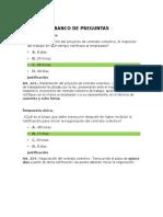 Banco de Preguntas y Glosario Del Art. 223 Al Art. 231