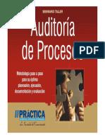 Auditoria de procesos