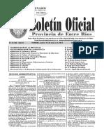 Boletin Oficial N° 25189-048/13