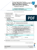 Diseño de Sesión Aprendizaje Perh 2016 (1)