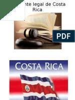 Ambiente Legal de Costa Rica Diapositiva
