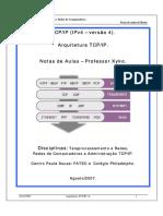Notas de Aulas - Administracao de TCP IP