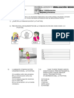 Examen Mensual LENGUAJE 7º