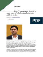 Economist Articles