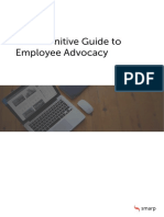 The Definitive Guide to Employee Advocacy