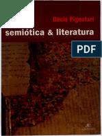 Decio Semiotica e Literatura