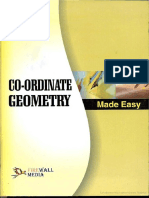 Co-Ordinate Geometry-Made Easy by Deepak Bhardwaj