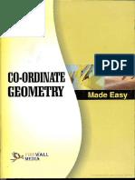 Co-Ordinate Geometry-Made Easy by Deepak Bhardwaj