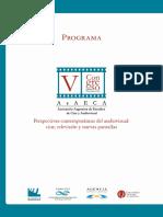 2016 CongresoAsaeca Programa