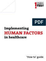 Human Factors How to Guide v1.2