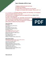 Paper 1 - Priciples of PR Final Q&A
