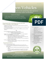 8 LT Credit 8 Green Vehicles Handout