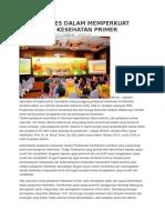 PERAN NAKES DALAM MEMPERKUAT PELAYANAN KESEHATAN PRIMER.docx