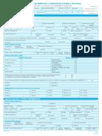 GV-FR-02 Formato de Afiliacion y Solicitud Creditos y Servicios V11